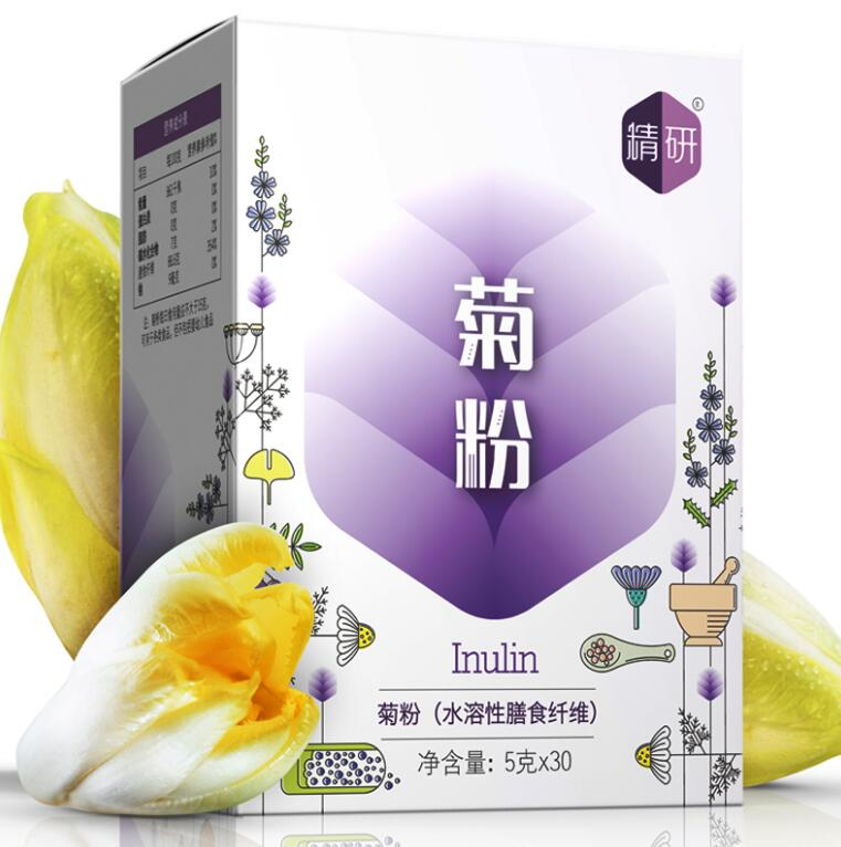促进胃消化,改善肠动力,inulin菊粉的功效和作用