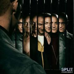 《分裂》一人分饰23个角色 演技炸裂不忍直视