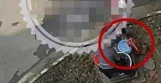 居民为省钱 竟然私自打开消防栓使用消防水