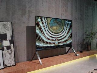 王思聪晒全球第一台100寸电视 全球仅有2台