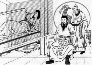 """太医给妃子悬丝诊脉,说""""有喜了""""却惹皇帝大怒险丢性命"""