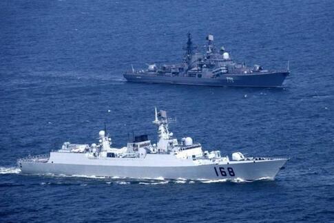 俄罗斯想购买中国军舰,问完价格后集体沉默了!