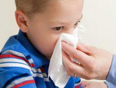 儿童慢性鼻炎不能吃什么