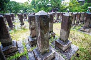 这10位中国军人身葬日本超百年未归 墓碑上还刻有侮辱性文字