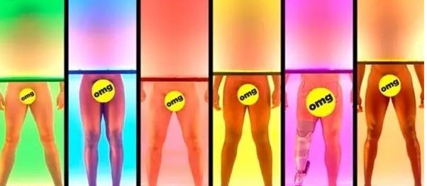 电视节目男女裸体相亲 看各款肉体找寻心仪对象