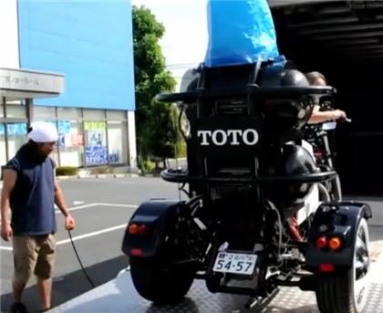 """日本人造出""""屎驱动车""""一桶能跑300公里 只想知道如果车祸咋办?"""