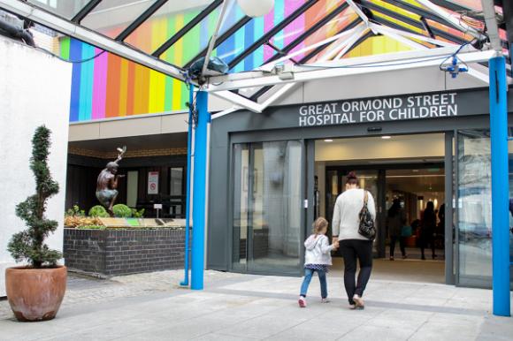 来自伦敦的世界级儿童医院:用心为儿童病患提供专属医疗服务