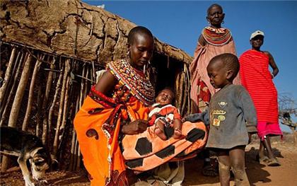 直击非洲酋长的奢靡生活:最多拥有4000妻妾,女人还很自豪!