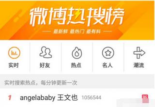 杨颖回归跑男上热搜,网友群嘲:第8周才回归,热搜买早了!