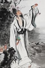 李白被逐出长安,不是因为得罪高力士,而是揭发了杨贵妃的隐私