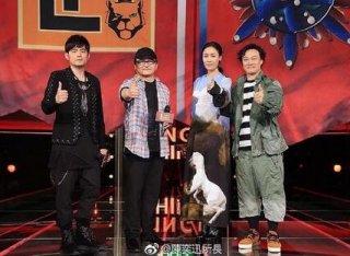 陈奕迅加入《中国新歌声》,周杰伦那英给他一个下马威