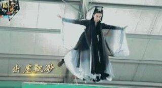 刘诗诗吊威亚被勒脖差点出人命,四爷看到要傻眼了