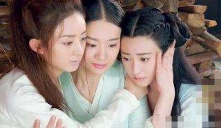 杨幂赵丽颖曾为她配戏,演过不少女主,但如今却不愠不火!