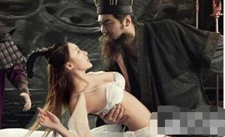 古代军妓的人生:白天当兵晚上供兵泄欲!