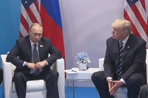 终相见! 特朗普与普京2个多小时都聊了啥?