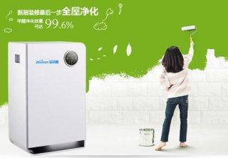 高温天买空气净化器哪个牌子好 净化器十大排名介绍