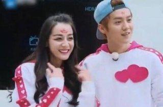 鹿晗在节目上公开了自己的恋情状况,网友:陆地夫妇怎么办?