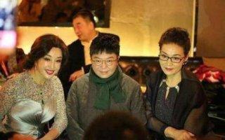 刘晓庆 潘虹 斯琴高娃三位老戏骨同台,但是雷大爷你往哪看呢?