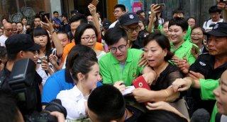 张子枫回河南老家,被家乡聘请为旅游形象大使!