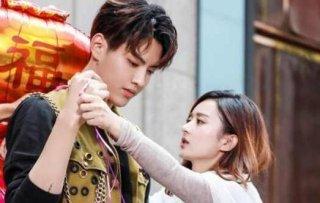 吴亦凡节目中花式表白赵丽颖,颖宝微博撒娇对方, 这是要在一起?