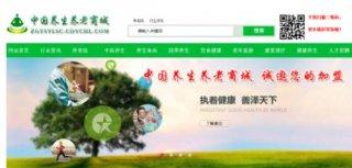 中国养生养老.商城 探索养生行业互联网
