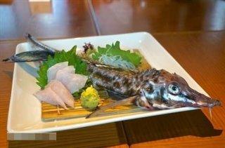 八角鱼怎么清洗,怎么烧好吃?