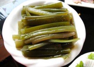 新鲜海白菜怎么保存?