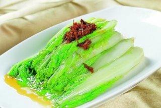 杭白菜不能和什么同食?