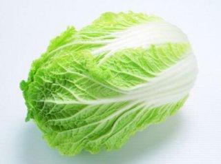 清洗白菜用食用碱好吗?