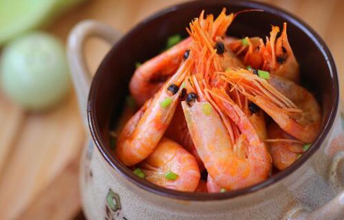 北极虾不能和什么同吃,相克的食物有哪些?