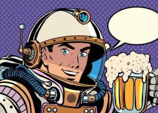 太空酿酒厂:宇宙竟到处是酒精