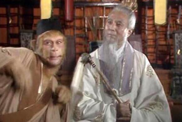 菩提祖师其他徒儿竟都在悟空身旁?