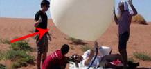 男子将手机用气球送上天2年后…