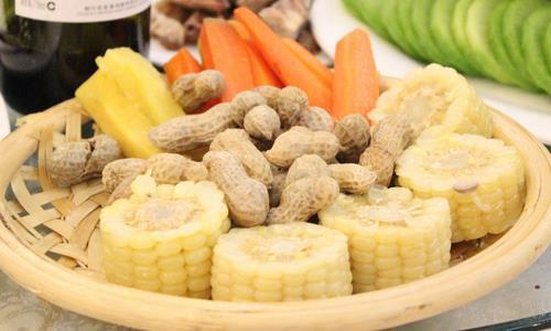 颈椎病人饮食原则