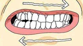 為什么有的人晚上睡覺會磨牙