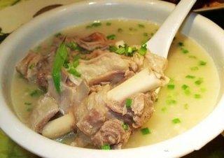 冬季常喝羊肉汤有这么多妙处