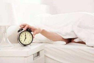 睡眠少于8小时可能会导致抑郁焦虑症状