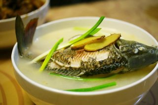 鲤鱼汤不仅味道鲜美还有这么多好处?