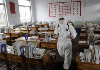 流感增加,北京市出台消毒指南