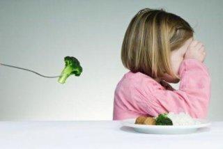 偏食给孩子带来巨大危害