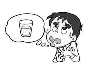 经常口干是因为缺水吗