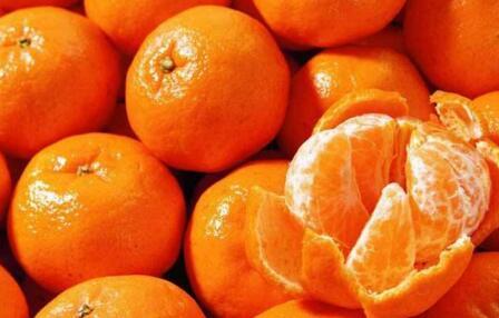 橘子富含维C 橘子皮妙用多