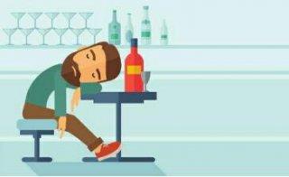 酒量是練不出來的