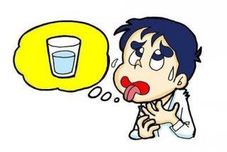 口干舌燥六大原因