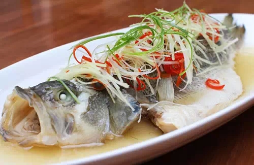 鲈鱼竟然有这么多营养成分