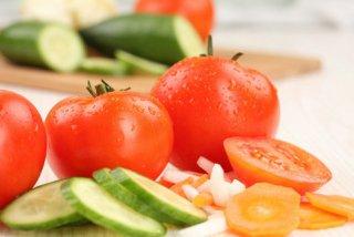 低热量的白领减肥果蔬