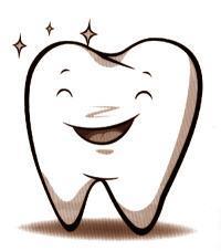 新生儿绿牙或棕褐色牙
