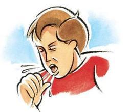 发作性咳嗽