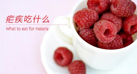 疟疾吃什么