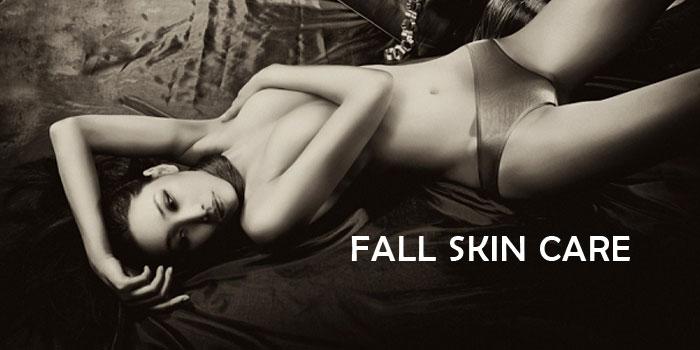 秋季护肤保湿6步让你的肌肤水淋淋